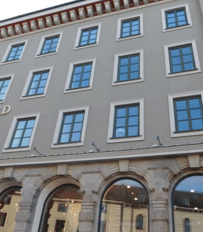 Haus Proktologische Praxis München